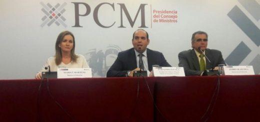 El presidente del Consejo de Ministros