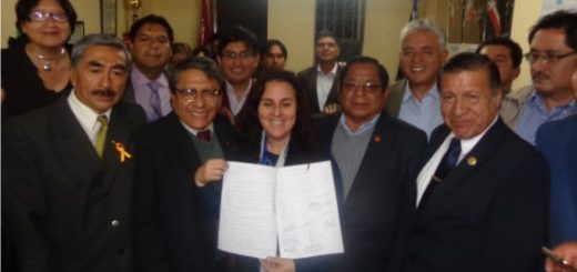 LOS OFRECIMIENTOS DE LA MINISTRA DE SALUD