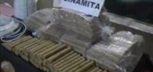 """Ancash al día, noticias de huaraz, DECOMISAN CARTUCHOS DE DINAMITA """"COMO CANCHA"""""""