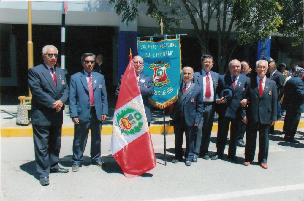 Brigadier General del Colegio de La Libertad, Antonio Rincón Guzmán