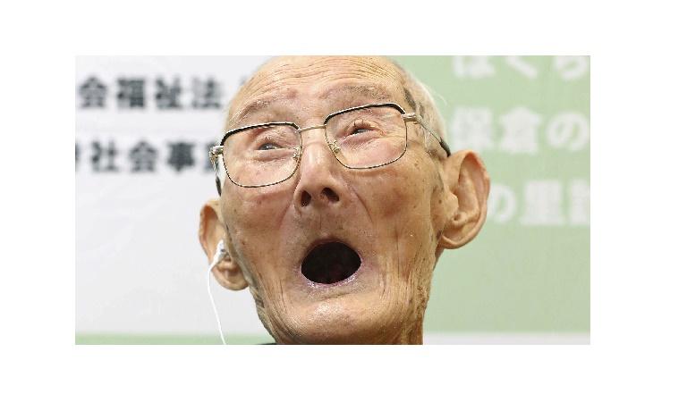 El hombre más viejo del mundo murió en Japón a los 112 años ...